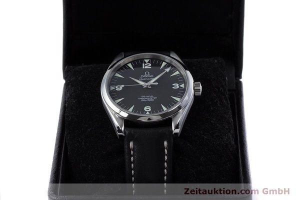 Used luxury watch Omega Railmaster steel automatic Kal. 2403  | 153021 07