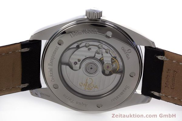 Used luxury watch Omega Railmaster steel automatic Kal. 2403  | 153021 08