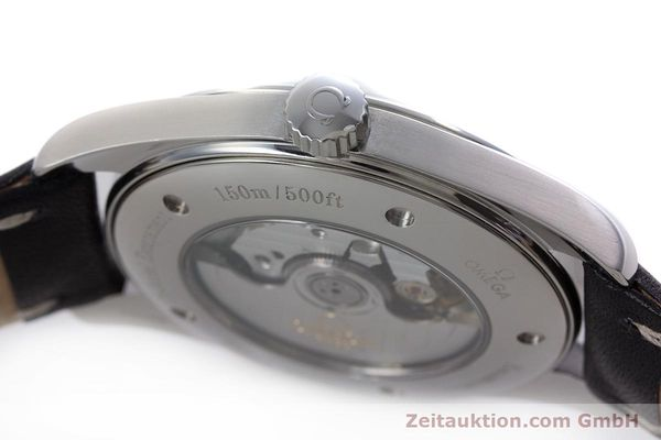 Used luxury watch Omega Railmaster steel automatic Kal. 2403  | 153021 11