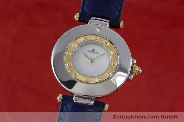 Used luxury watch Jaeger Le Coultre Rendez-Vous  steel / gold quartz Kal. 609 Ref. 421.5.09  | 153031 04