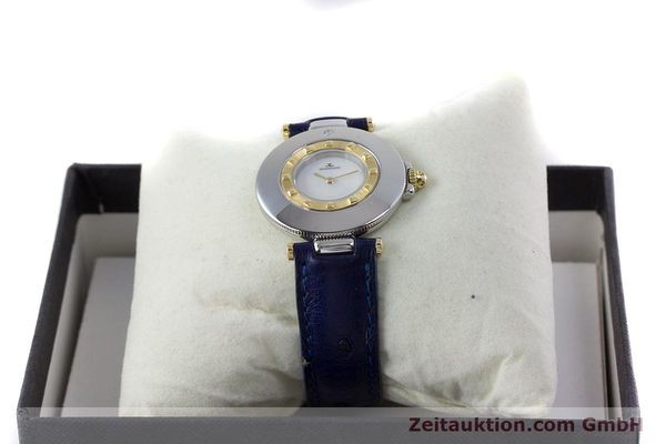 Used luxury watch Jaeger Le Coultre Rendez-Vous  steel / gold quartz Kal. 609 Ref. 421.5.09  | 153031 07