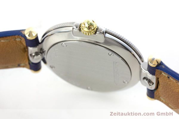 Used luxury watch Jaeger Le Coultre Rendez-Vous  steel / gold quartz Kal. 609 Ref. 421.5.09  | 153031 10