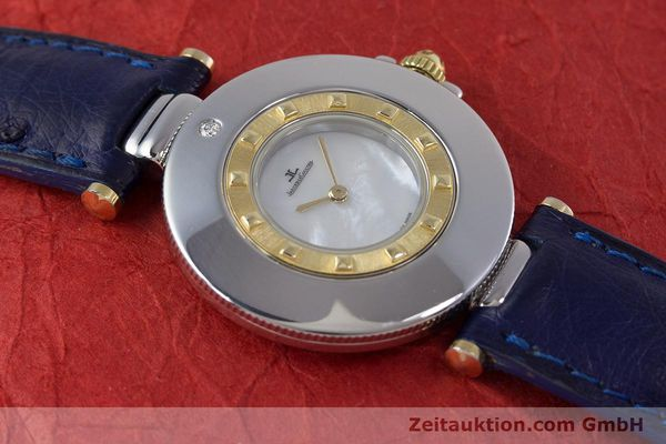 Used luxury watch Jaeger Le Coultre Rendez-Vous  steel / gold quartz Kal. 609 Ref. 421.5.09  | 153031 15