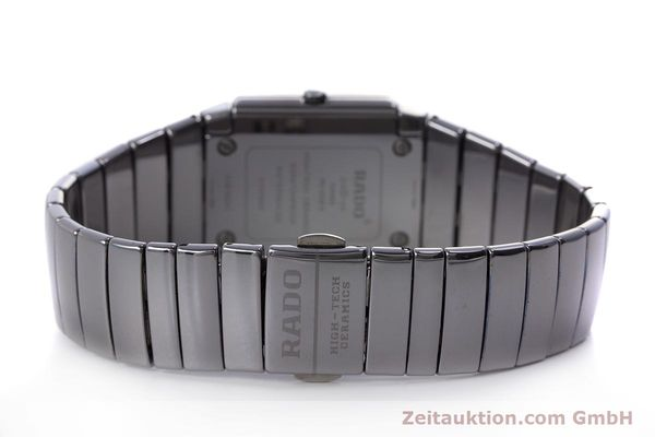 Used luxury watch Rado Diastar ceramic quartz Kal. ETA 256.111 Ref. 152.0332.3  | 153037 10