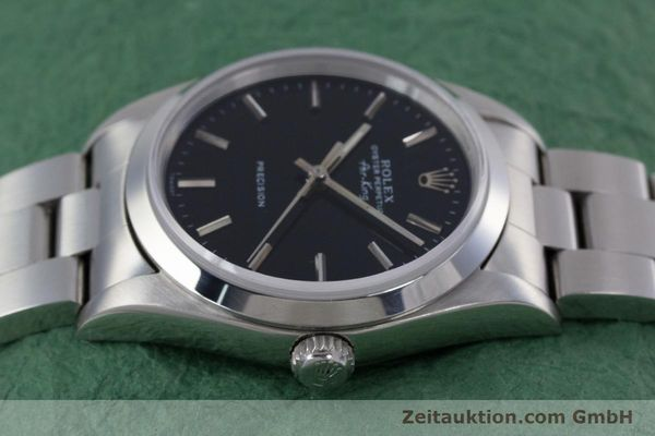 Used luxury watch Rolex Air King steel automatic Kal. 3000 Ref. 14010  | 153041 05