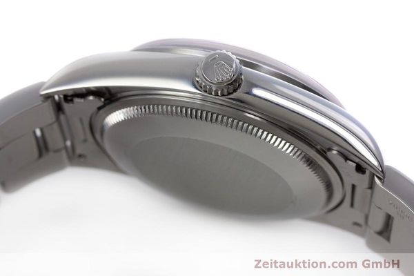 Used luxury watch Rolex Air King steel automatic Kal. 3000 Ref. 14010  | 153041 12