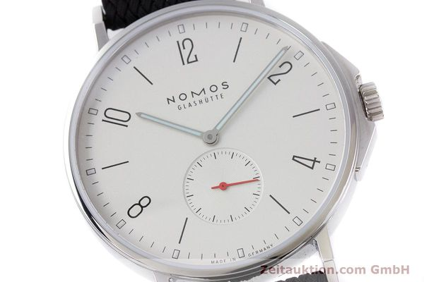 Used luxury watch Nomos Ahoi steel automatic Kal. Epsilon  | 153043 02