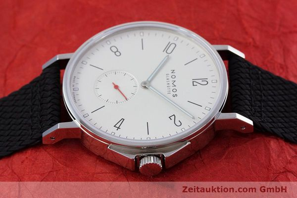 Used luxury watch Nomos Ahoi steel automatic Kal. Epsilon  | 153043 05