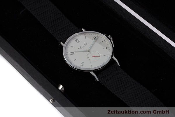 Used luxury watch Nomos Ahoi steel automatic Kal. Epsilon  | 153043 07