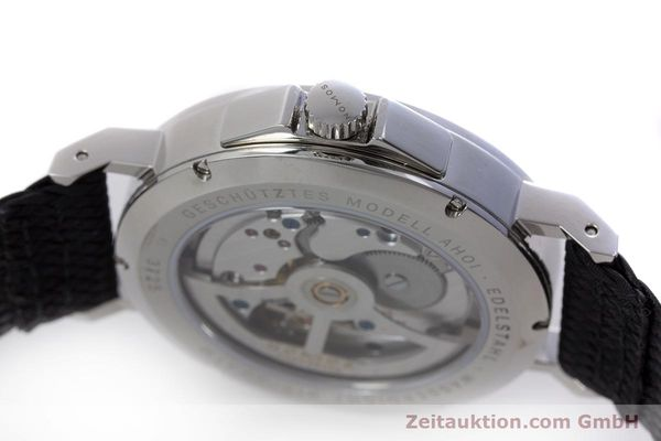 Used luxury watch Nomos Ahoi steel automatic Kal. Epsilon  | 153043 11