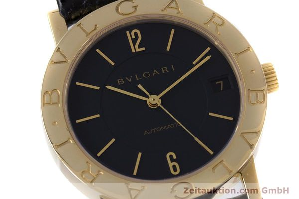 Used luxury watch Bvlgari Bvlgari 18 ct gold automatic Kal. 220TEEE Ref. BB33GL AUTO  | 153047 02