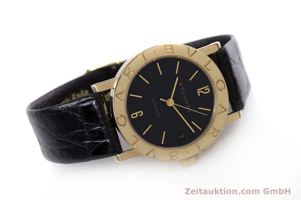 Used luxury watch Bvlgari Bvlgari 18 ct gold automatic Kal. 220TEEE Ref. BB33GL AUTO  | 153047 03