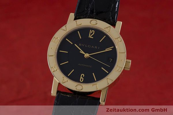 Used luxury watch Bvlgari Bvlgari 18 ct gold automatic Kal. 220TEEE Ref. BB33GL AUTO  | 153047 04