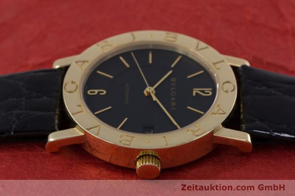Used luxury watch Bvlgari Bvlgari 18 ct gold automatic Kal. 220TEEE Ref. BB33GL AUTO  | 153047 05