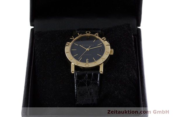 Used luxury watch Bvlgari Bvlgari 18 ct gold automatic Kal. 220TEEE Ref. BB33GL AUTO  | 153047 07