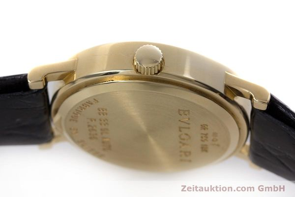 Used luxury watch Bvlgari Bvlgari 18 ct gold automatic Kal. 220TEEE Ref. BB33GL AUTO  | 153047 08
