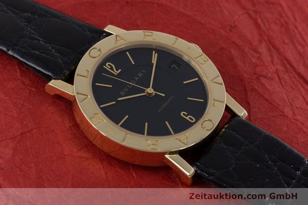 Used luxury watch Bvlgari Bvlgari 18 ct gold automatic Kal. 220TEEE Ref. BB33GL AUTO  | 153047 14