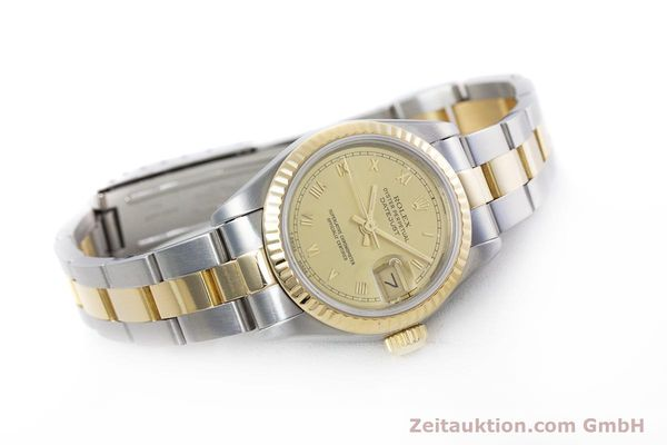 Used luxury watch Rolex Lady Datejust steel / gold automatic Kal. 2135 Ref. 69173  | 153052 03