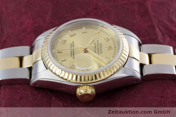 Used luxury watch Rolex Lady Datejust steel / gold automatic Kal. 2135 Ref. 69173  | 153052 05