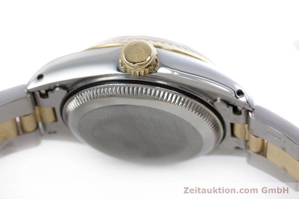 Used luxury watch Rolex Lady Datejust steel / gold automatic Kal. 2135 Ref. 69173  | 153052 08