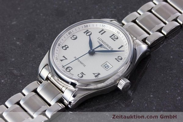 Used luxury watch Longines Master Collection steel automatic Kal. L.595.2 Ref. L2.257.4  | 153060 01