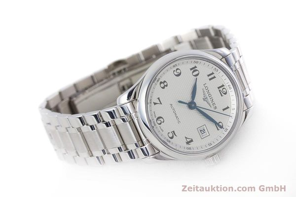 Used luxury watch Longines Master Collection steel automatic Kal. L.595.2 Ref. L2.257.4  | 153060 03