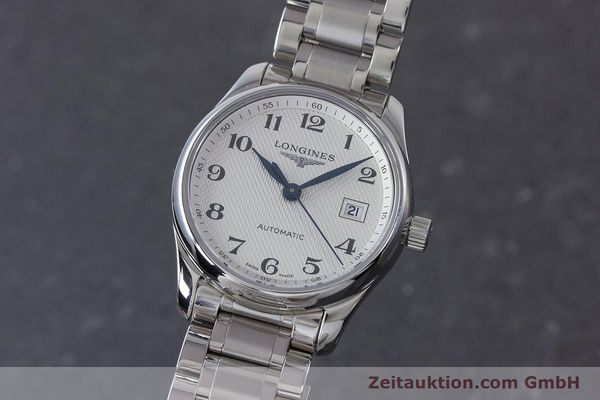 Used luxury watch Longines Master Collection steel automatic Kal. L.595.2 Ref. L2.257.4  | 153060 04