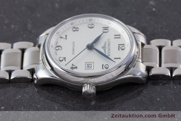 Used luxury watch Longines Master Collection steel automatic Kal. L.595.2 Ref. L2.257.4  | 153060 05