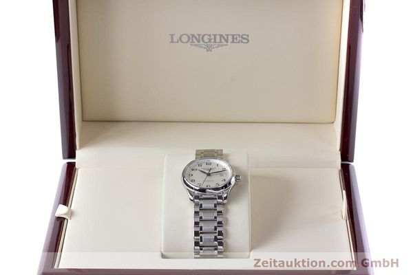 Used luxury watch Longines Master Collection steel automatic Kal. L.595.2 Ref. L2.257.4  | 153060 07