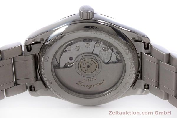 Used luxury watch Longines Master Collection steel automatic Kal. L.595.2 Ref. L2.257.4  | 153060 09