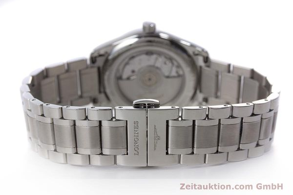 Used luxury watch Longines Master Collection steel automatic Kal. L.595.2 Ref. L2.257.4  | 153060 12