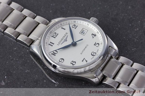 Used luxury watch Longines Master Collection steel automatic Kal. L.595.2 Ref. L2.257.4  | 153060 16