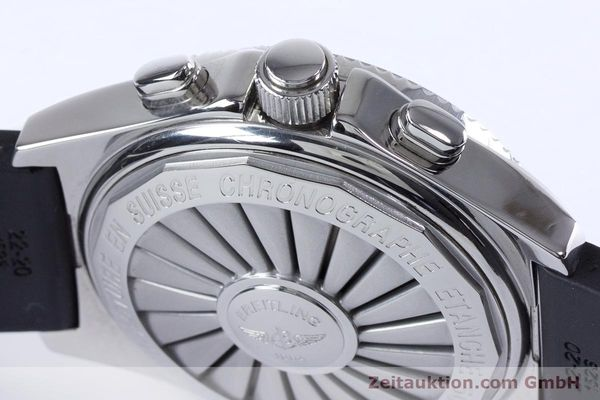 Used luxury watch Breitling B1 chronograph steel quartz Kal. B68 ETA E20.331 Ref. A68062  | 153068 08
