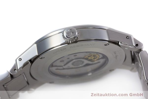 Used luxury watch Zenith Elite steel automatic Kal. 682 Ref. 01/02.0451.682  | 153078 11