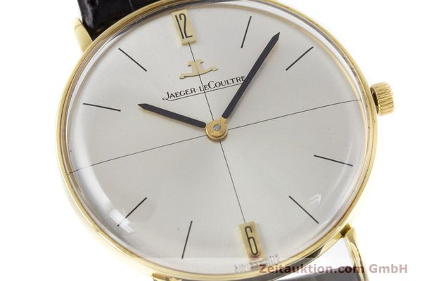 Used luxury watch Jaeger Le Coultre * 18 ct gold manual winding Kal. 818/C Ref. 1947  | 153084 02