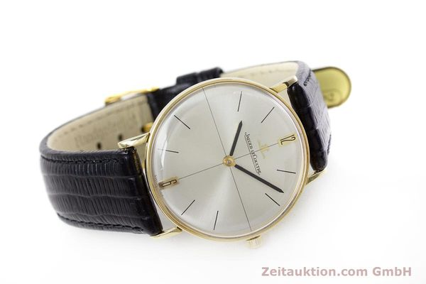 Used luxury watch Jaeger Le Coultre * 18 ct gold manual winding Kal. 818/C Ref. 1947  | 153084 03