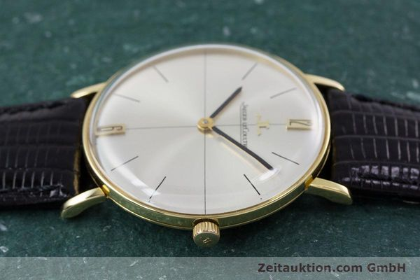 Used luxury watch Jaeger Le Coultre * 18 ct gold manual winding Kal. 818/C Ref. 1947  | 153084 05