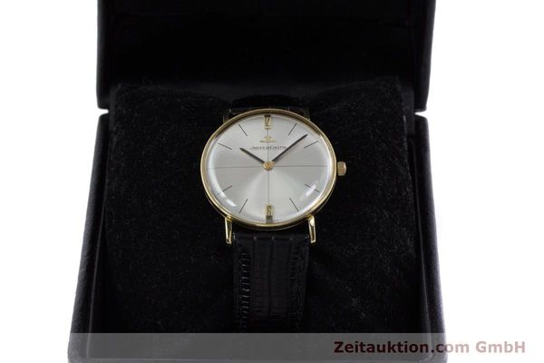Used luxury watch Jaeger Le Coultre * 18 ct gold manual winding Kal. 818/C Ref. 1947  | 153084 07