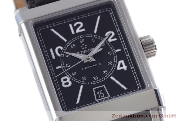Used luxury watch Eterna 1935 steel automatic Kal. ETA 2824-2 Ref. 146.177  | 153091 02