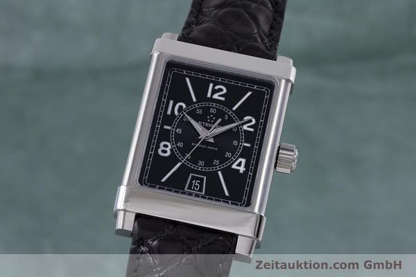 Used luxury watch Eterna 1935 steel automatic Kal. ETA 2824-2 Ref. 146.177  | 153091 04