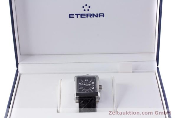 Used luxury watch Eterna 1935 steel automatic Kal. ETA 2824-2 Ref. 146.177  | 153091 07