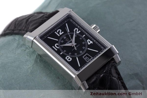 Used luxury watch Eterna 1935 steel automatic Kal. ETA 2824-2 Ref. 146.177  | 153091 13