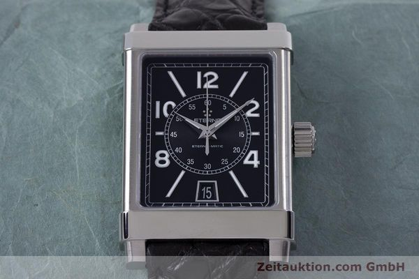 Used luxury watch Eterna 1935 steel automatic Kal. ETA 2824-2 Ref. 146.177  | 153091 14