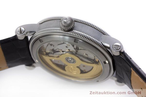 Used luxury watch Chronoswiss Regulateur steel automatic Kal. 122 Ref. CH1223M  | 153097 11