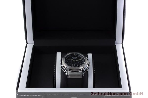 Used luxury watch Hublot MDM chronograph steel automatic Kal. ETA 2892A2 Ref. 1810.1  | 153109 07