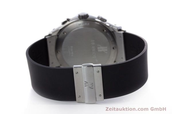 Used luxury watch Hublot MDM chronograph steel automatic Kal. ETA 2892A2 Ref. 1810.1  | 153109 11