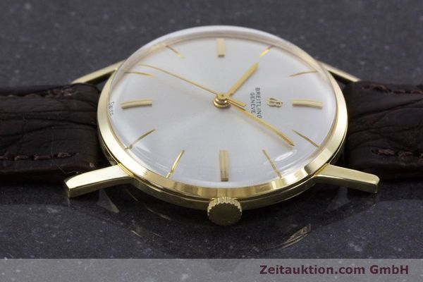 Used luxury watch Breitling * 18 ct gold automatic Kal. Felsa 4000 Ref. 2523 VINTAGE  | 153124 05