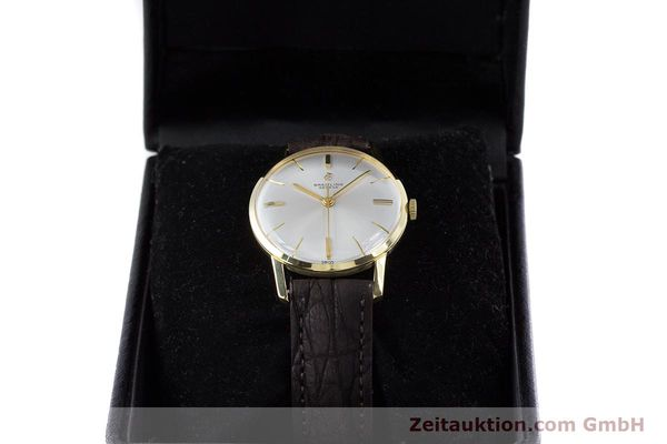 Used luxury watch Breitling * 18 ct gold automatic Kal. Felsa 4000 Ref. 2523 VINTAGE  | 153124 07