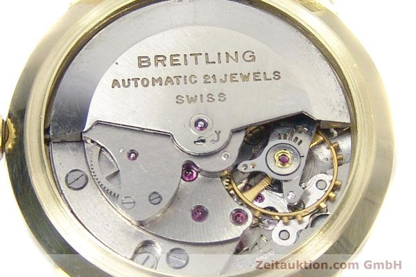 Used luxury watch Breitling * 18 ct gold automatic Kal. Felsa 4000 Ref. 2523 VINTAGE  | 153124 10