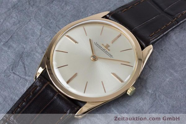 Used luxury watch Jaeger Le Coultre * 18 ct gold manual winding Kal. 818/C Ref. 1925 VINTAGE  | 153144 01